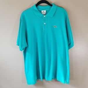 Lacoste Blue Polo Shirt